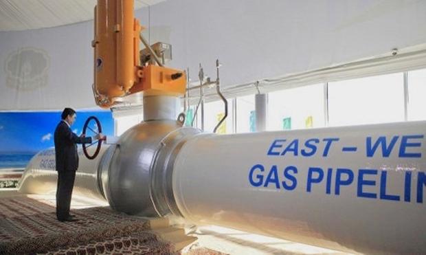 Туркменистан остановил поставки газа вИран