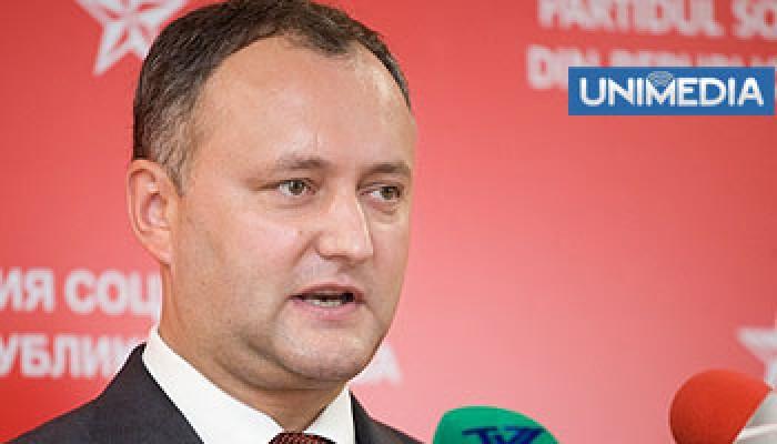 Додон неисключил отмену соглашения оевроассоциации