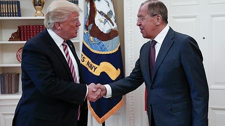 Путин готов предоставить Сенату запись разговора Лаврова сТрампом