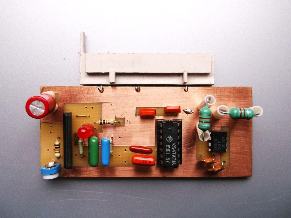 Стеродекодер TA7343AP для Радиотехники Т-101 с полустерео