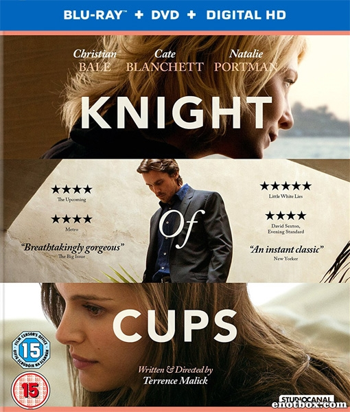 Рыцарь кубков / Knight of Cups (2015/BDRip/HDRip)