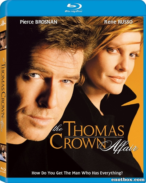 Афера Томаса Крауна / The Thomas Crown Affair (1999/BDRip/HDRip)