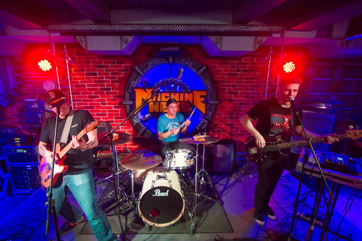 концерт группы Кирпичи, Machine Head 04.11.2016 фото 11