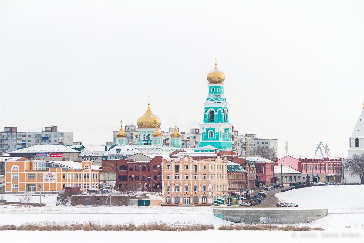 Сызранский Кремль фото 3