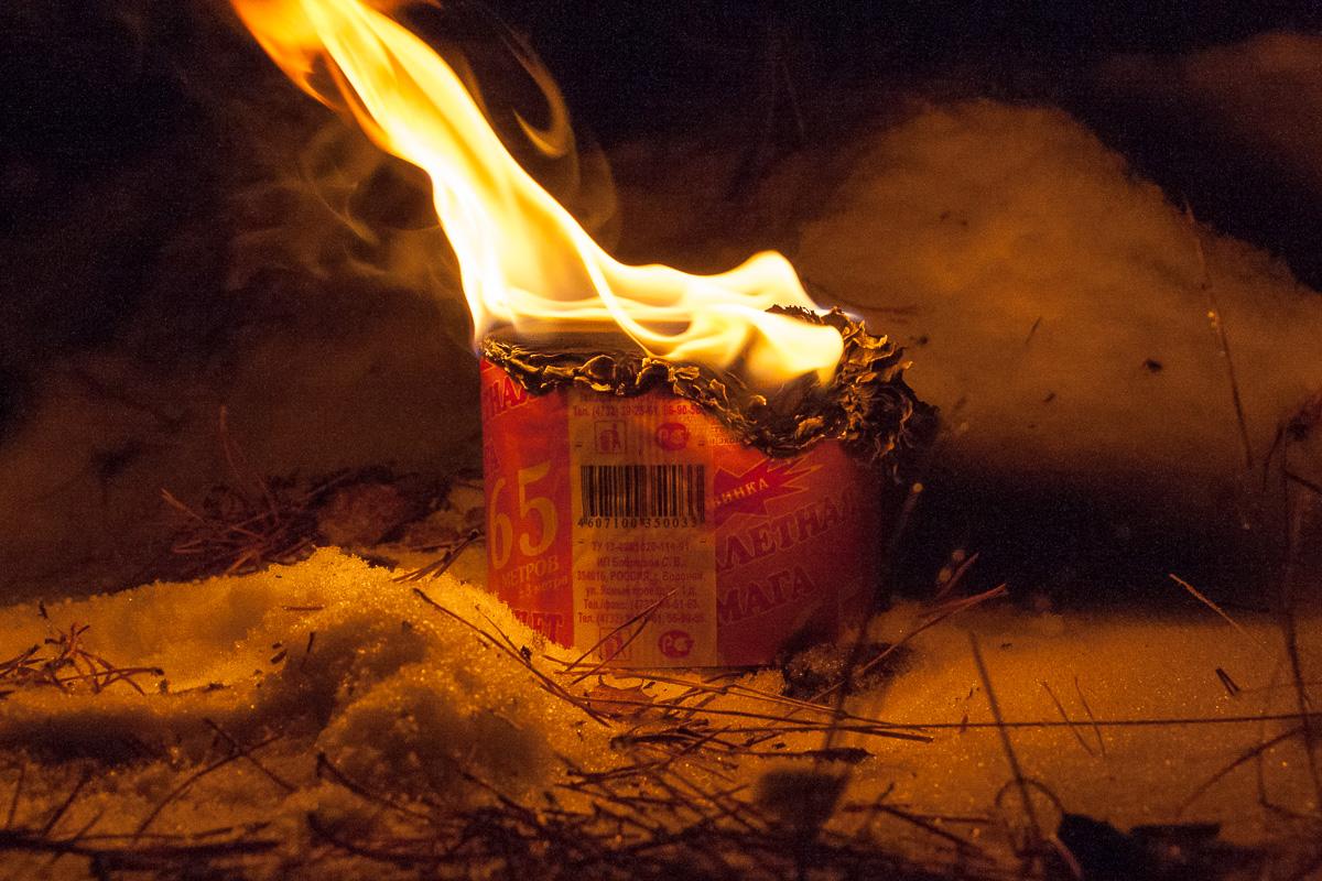 огонь туалетная бумага фото 5