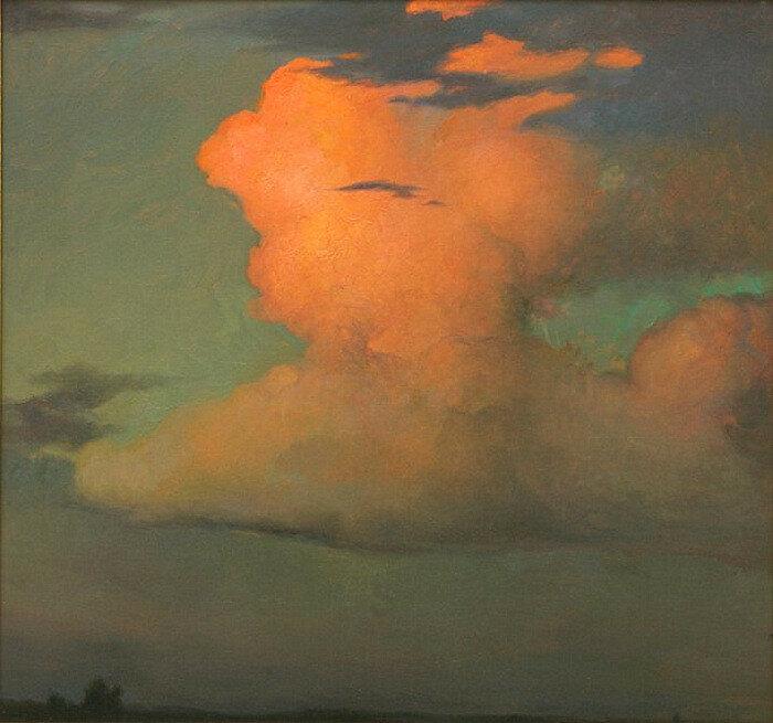 А.В. Стекольщиков - Розовое облако, 1994-1995.jpg