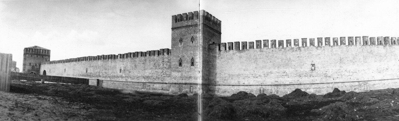 Башни Никольская и Зимбулка. 1902