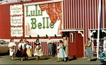 США. Калифорния. Ресторан «Lulu Belle».1950