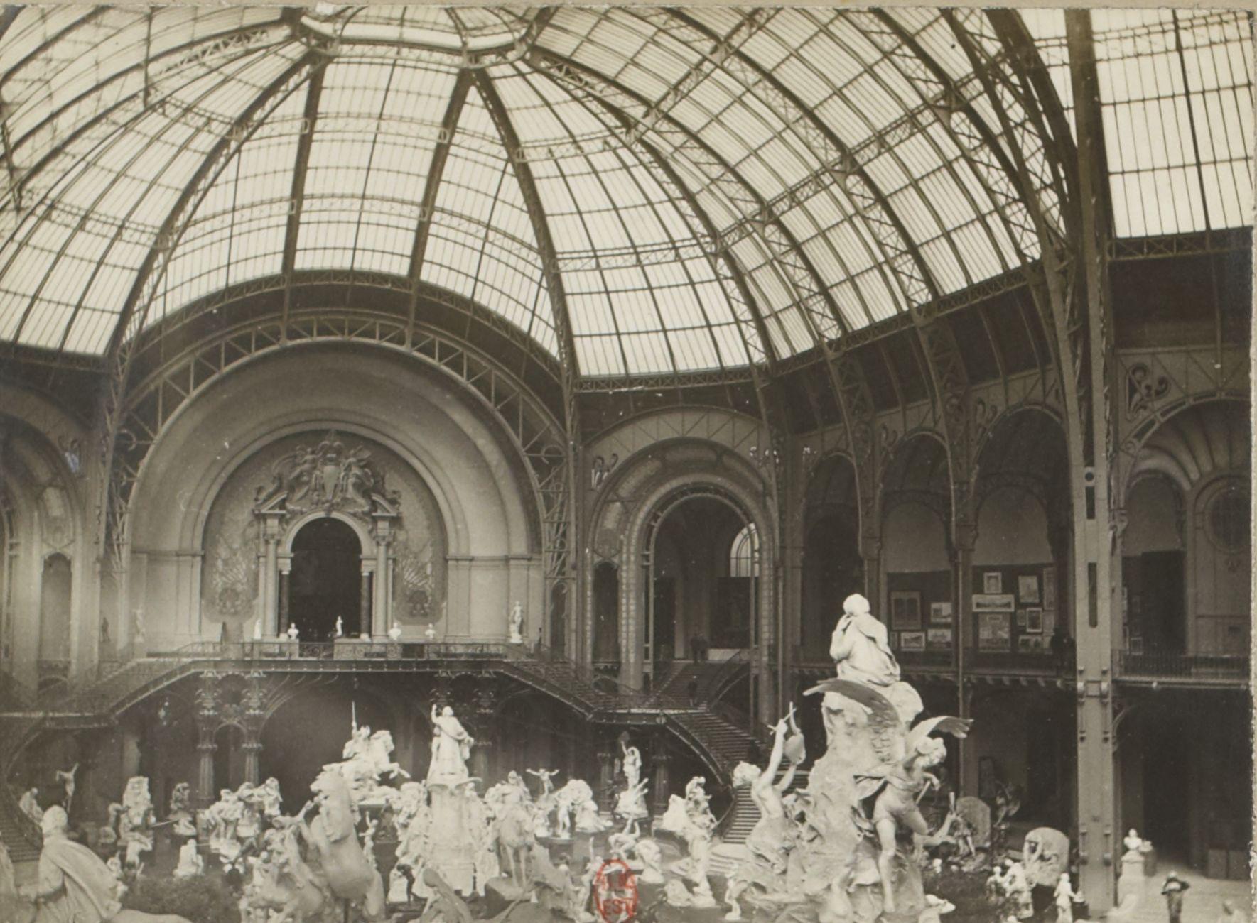 Большой дворец. Экспозиции