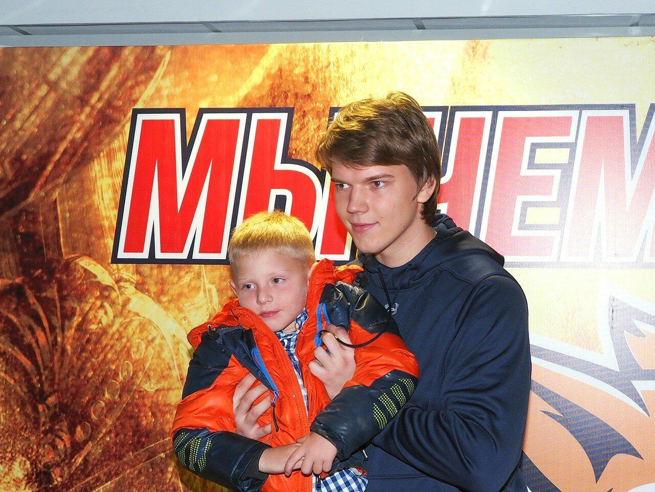 116Металлург - Сибирь 28.10.2016