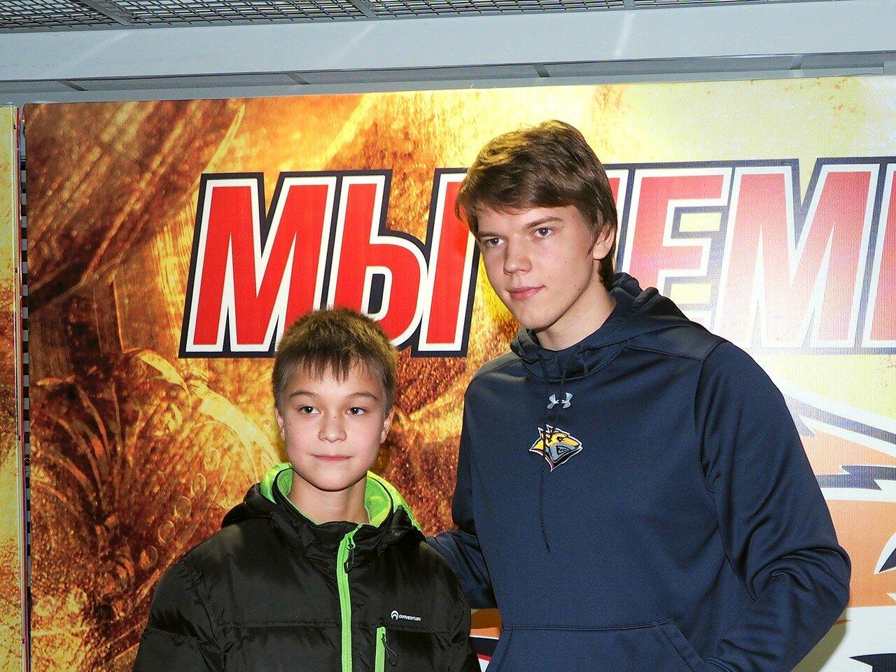 121Металлург - Сибирь 28.10.2016