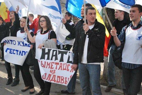 НАТО может расширить свое присутствие в Молдове