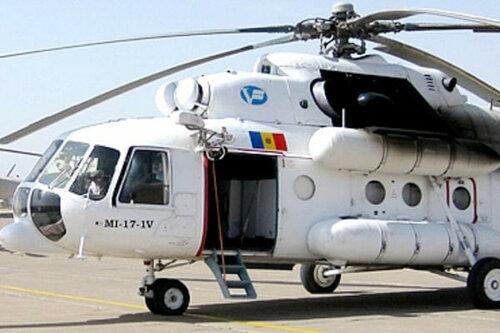 Вертолёт купили для детей одного из детских садов в Молдове