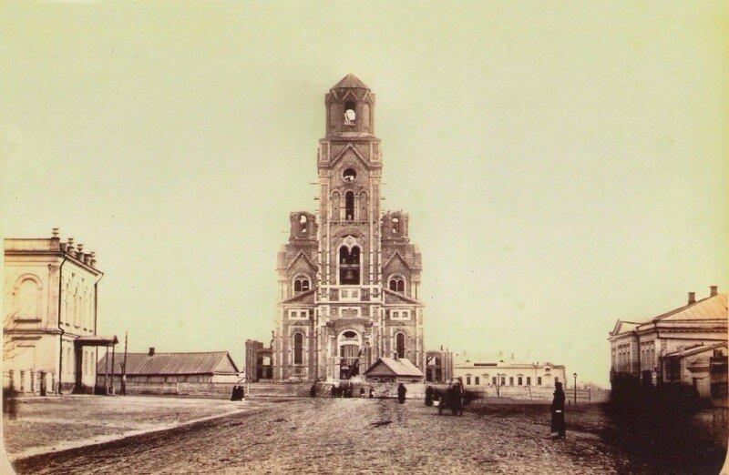 1861-1862 Вознесенский войсковой кафедральный собор в Новочеркасске.jpg
