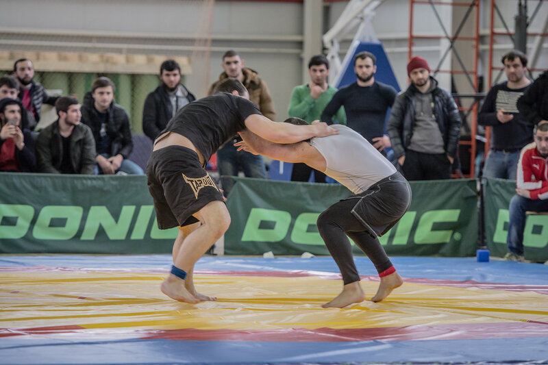 Чемпионат Астраханской области по спортивной борьбе (Грэпплинг)