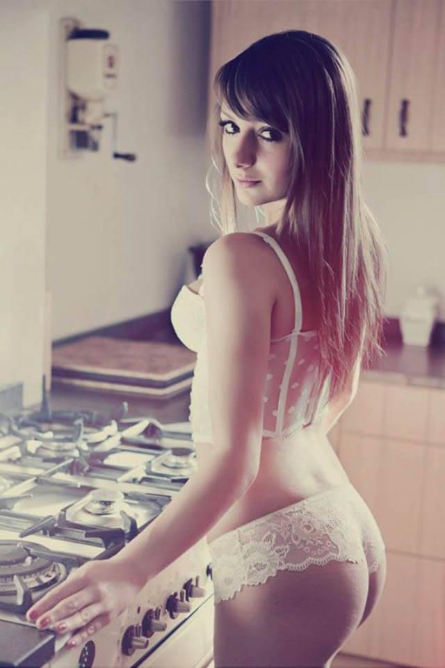 Сексуальные кухарки