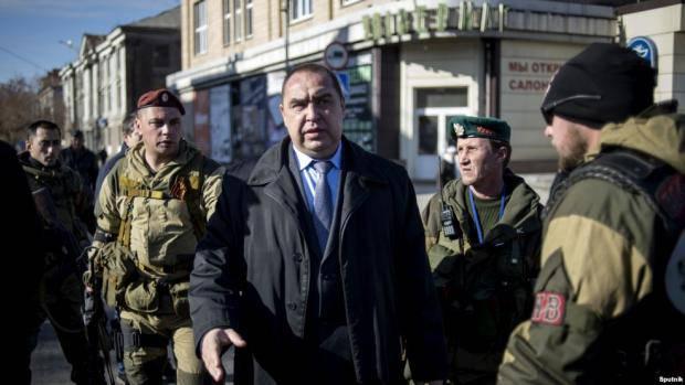 Кремлевские кураторы требуют признать охранников Плотницкого незаконным бандформированиям, - Информационное сопротивление