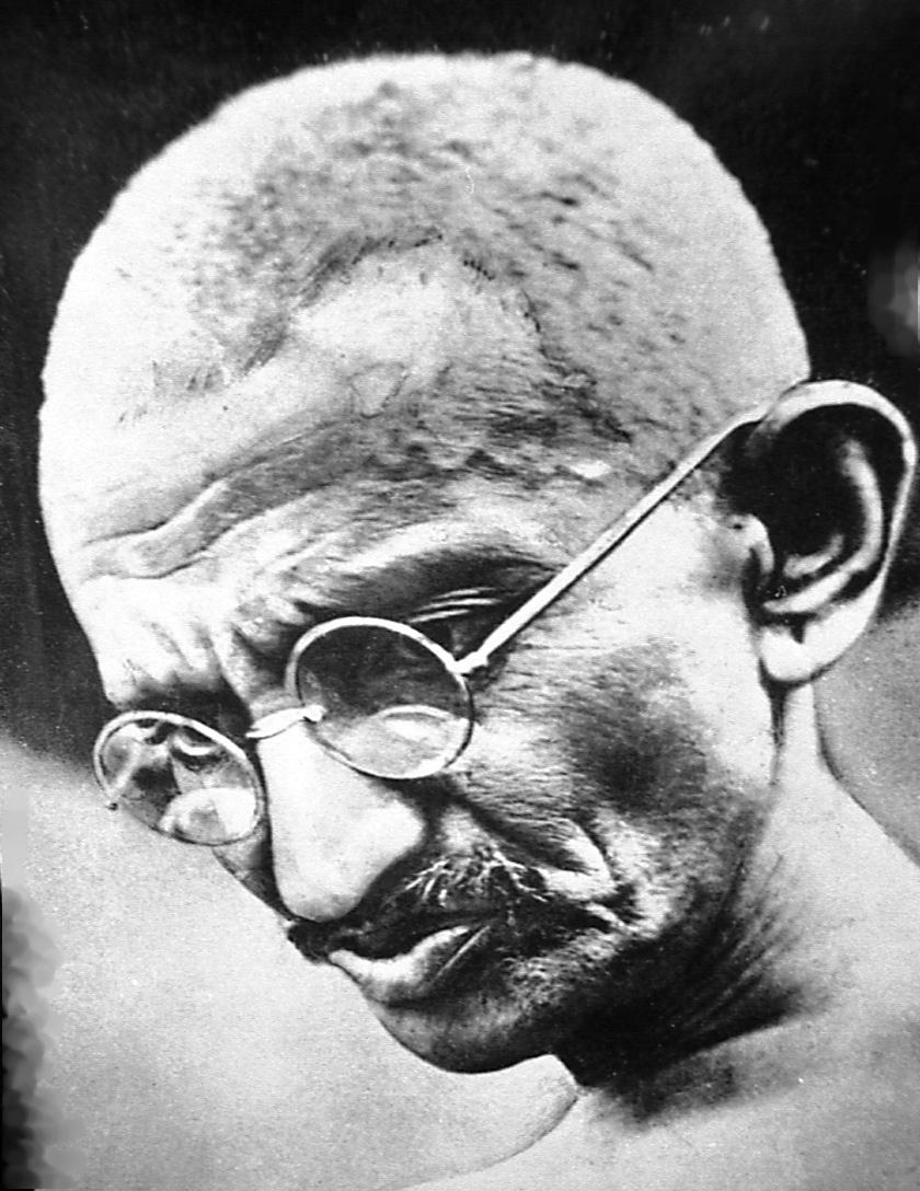 Жизнь и смерть Махатмы Ганди