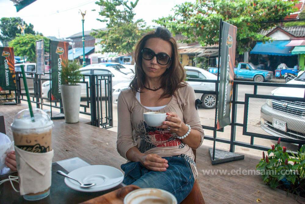 Кафе Амазон Пхетчабури