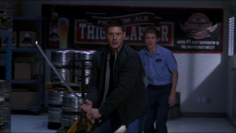 Жги, Гарт! О чём были эпизоды 7.17 и 7.18 сериала «Сверхъестественное» (2012 год)