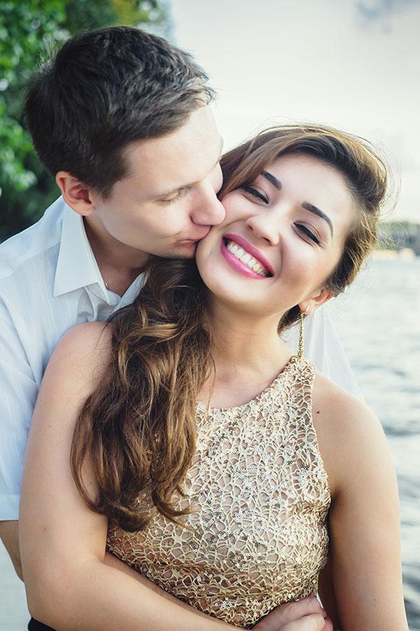 Love story Джемма и Антон набережная