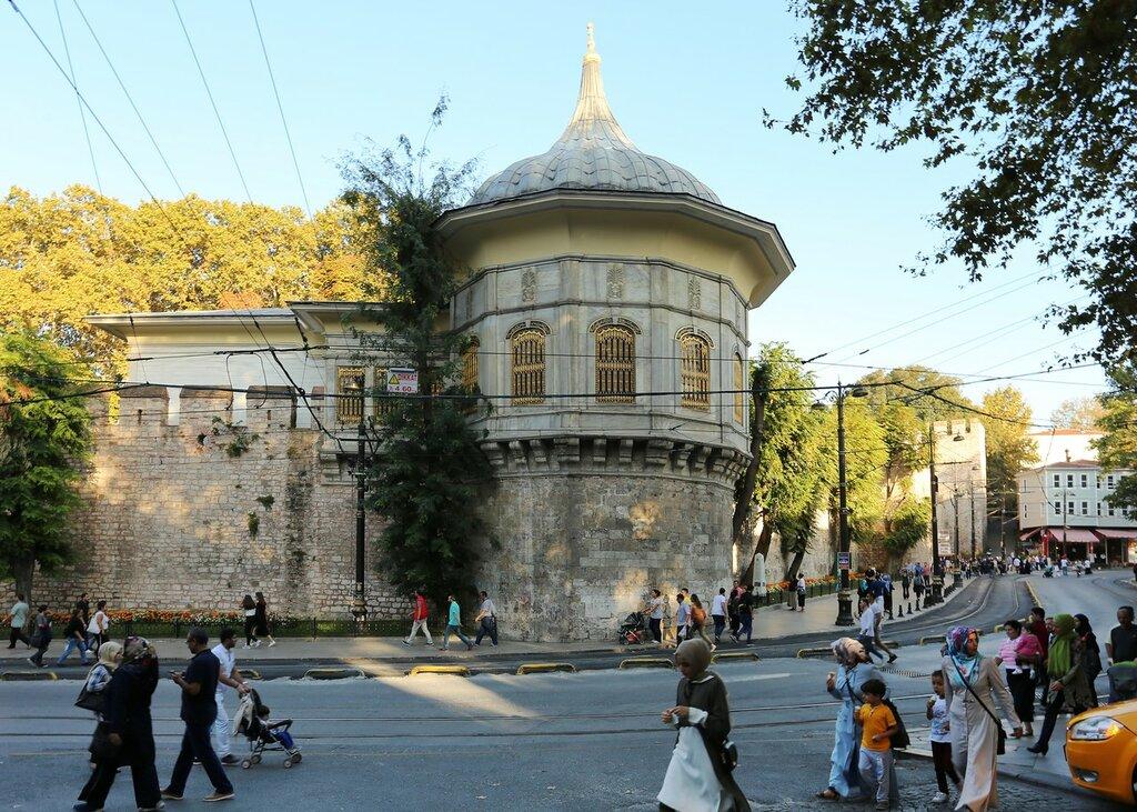 Стамбул. Квартал Алемдар (Alemdar)