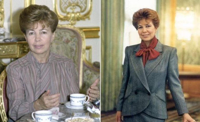 За что советские женщины ненавидели первую леди СССР (20 фото)