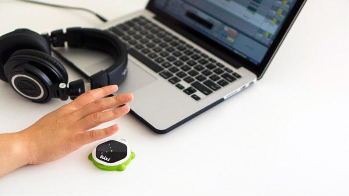 Датчик движений Gesture-Controlled Bixi. Устройство Gesture-Controlled Bixi – есть датчик движ