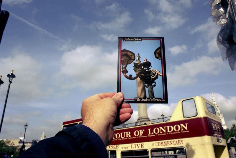 32. В Лондоне.