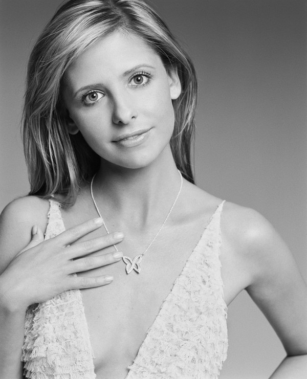 17-е место: Сара Мишель Геллар / Sarah Michelle Gellar (род. 14 апреля 1977) — американская актриса.