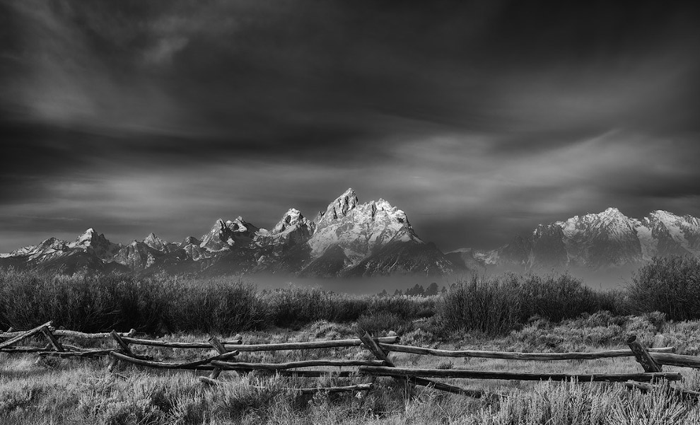 12. Холмы Алабама и Млечный путь. (Фото Kyle Wolfe | USA Landscape Photographer of the Year):