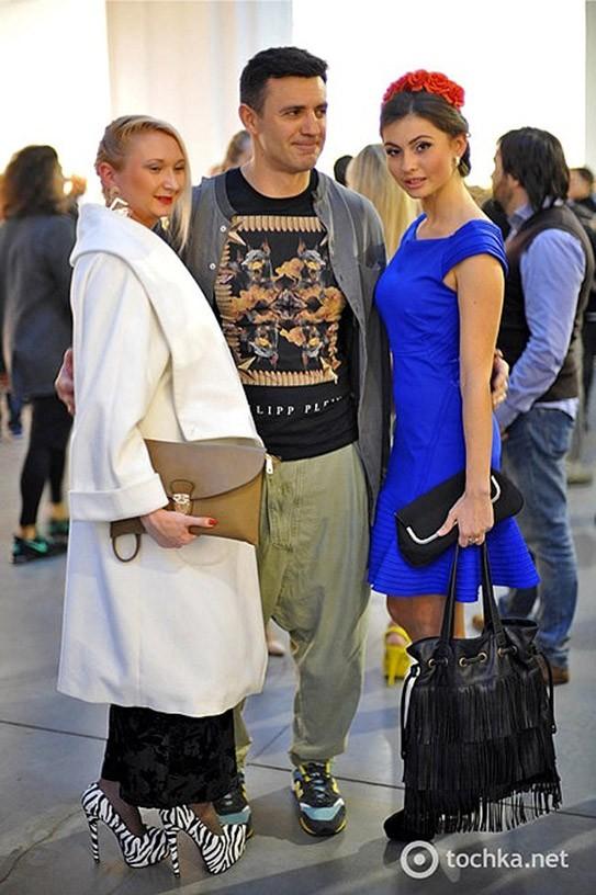 Как тусуются и во что одеваются на Неделе моды в Киеве