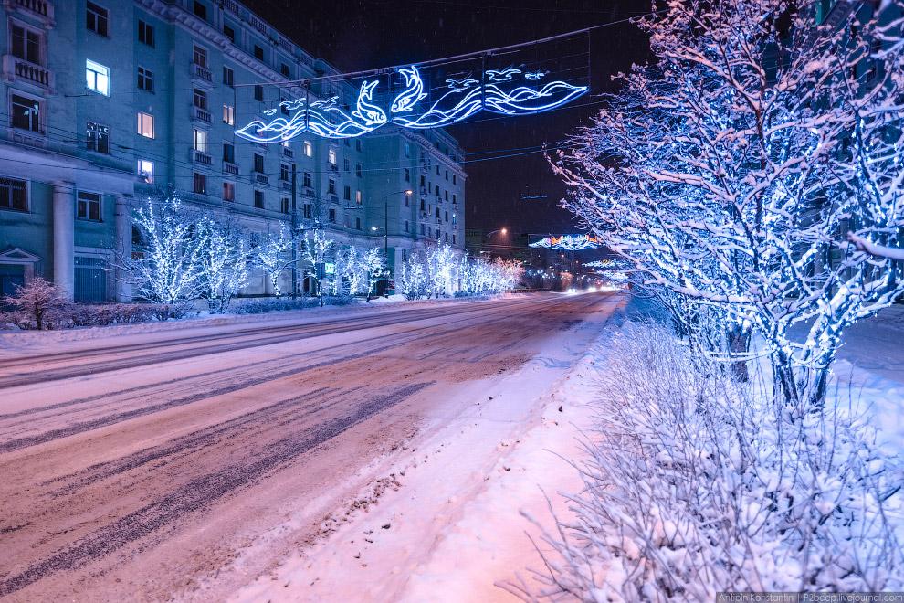 7. Достаточно лишь вовремя счищать с них снег и посыпать песком. В Москве так не получится: сли
