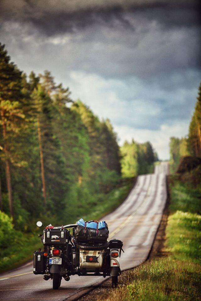 7. Бесконечные дороги Финляндии