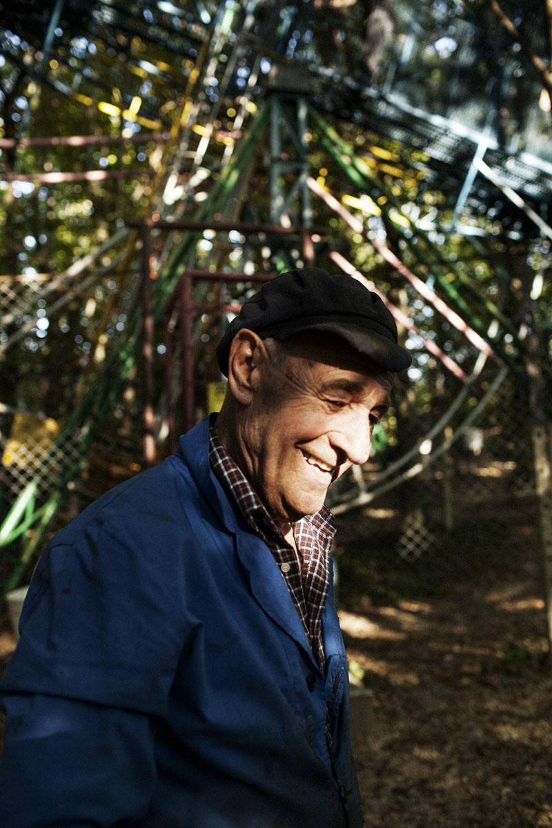 В 2013 году команда итальянского агентства Fabrico сняла документальный фильм о Бруно и его парке. Э