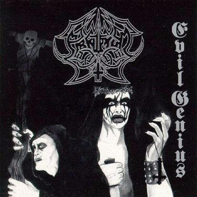 Альбом Evil Genius группы Abruptum.