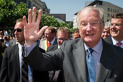 Прежний монарх Бельгии предстанет перед судом поделу обустановлении отцовства