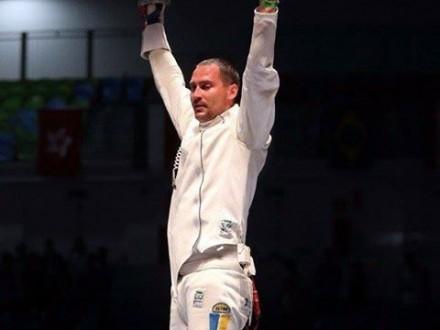 Украинский шпажист завоевал бронзу наКубке «53.TISSOT Grand Prix»