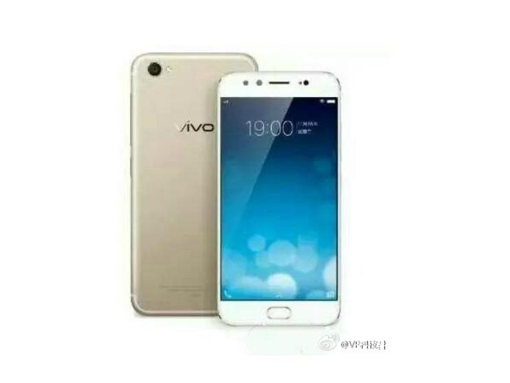 Первые изображения Vivo X9 иX9 Plus появились винтернете