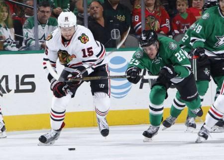 Анисимов стал лидером гонки бомбардиров НХЛ