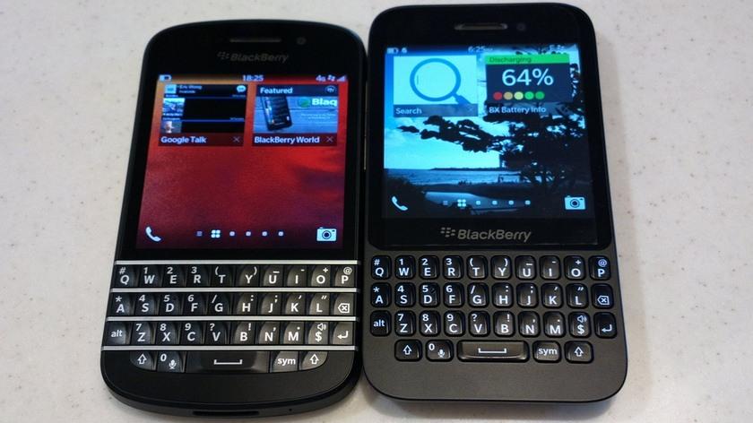 BlackBerry выпустит новый смартфон склавиатурой