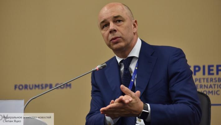 Министр финансов займётся оптимизацией соотношения прямой икосвенной налоговой нагрузки наэкономику