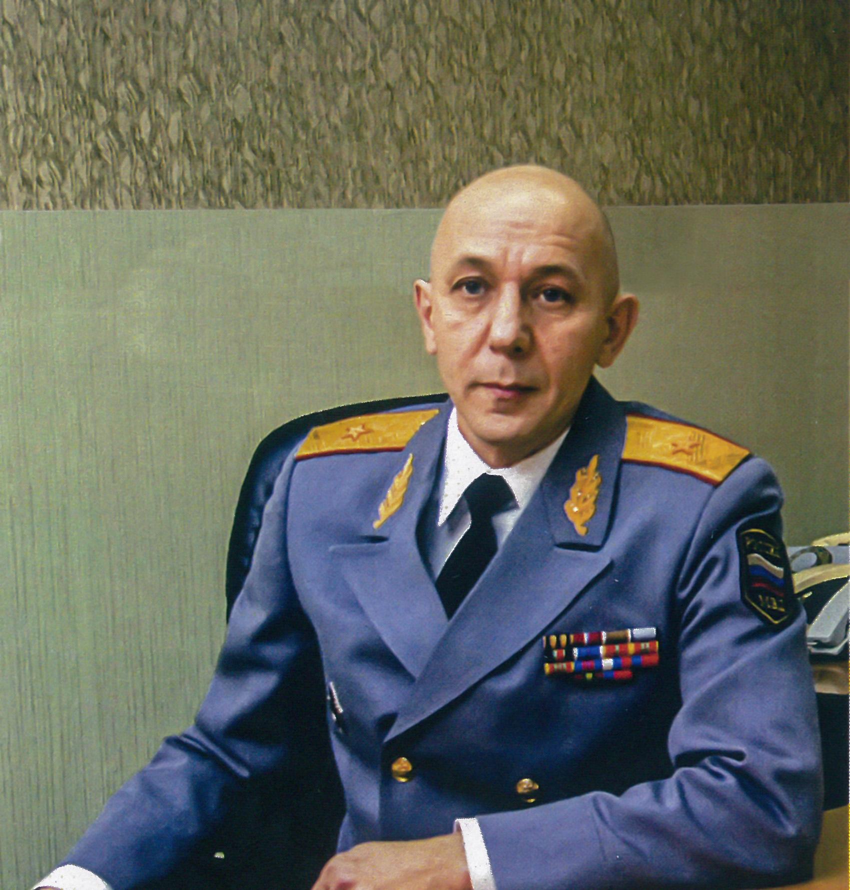 Генерал-майор милиции стал новым замом губернатора Тулеева