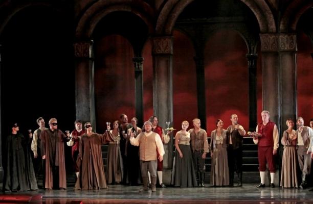 ВПетербурге назовут лауреатов первой русской национальной оперной премии «Онегин»