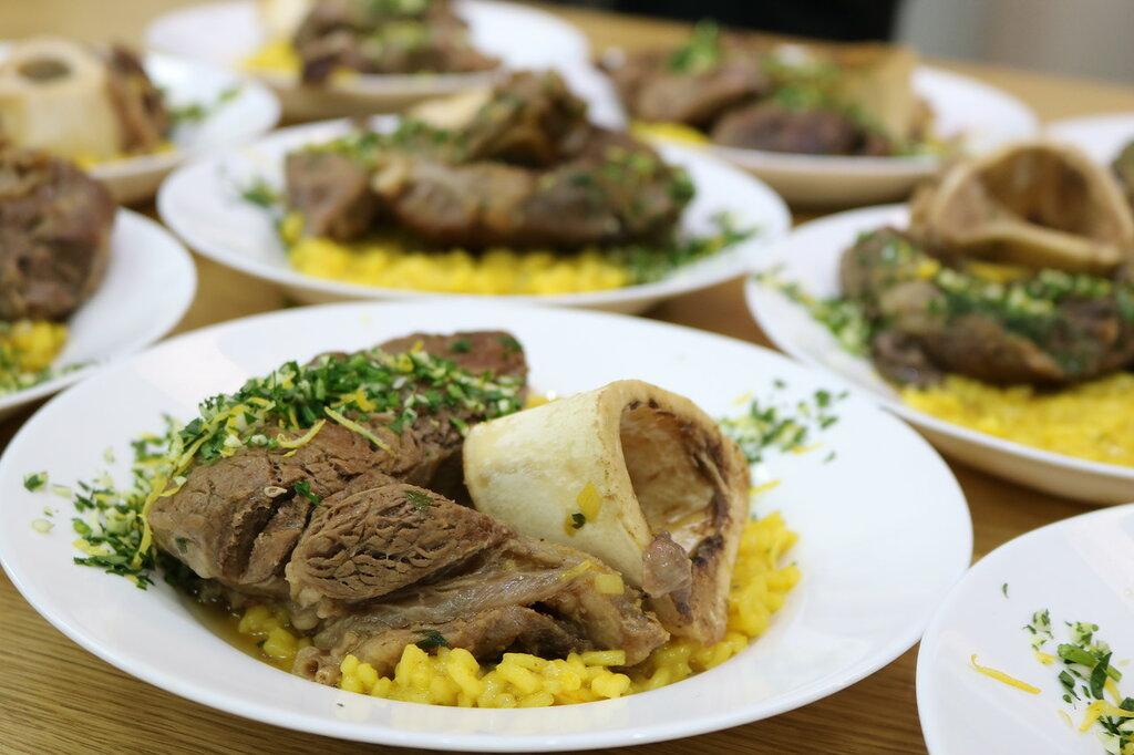 Мастер-класс кухня севера Италии от Ольги Деффи