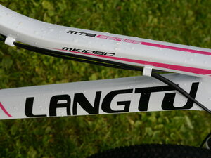 """Велосипед Langtu MK100C 24"""""""