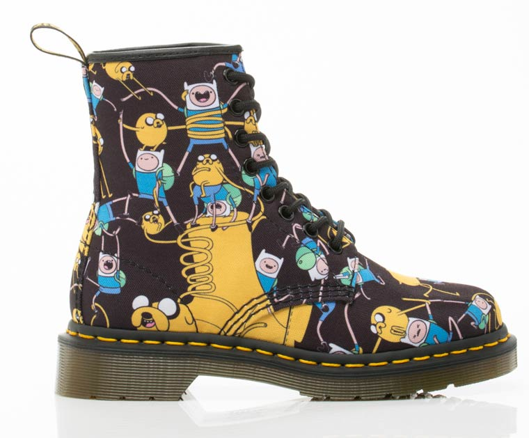 Images ©  Cartoon Network /  Dr. Martens / Solestruck / via