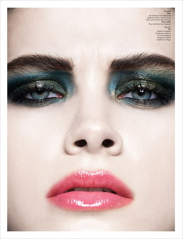 Benthe de Vries in It's All About You by Rui Faria for Wylde Magazine