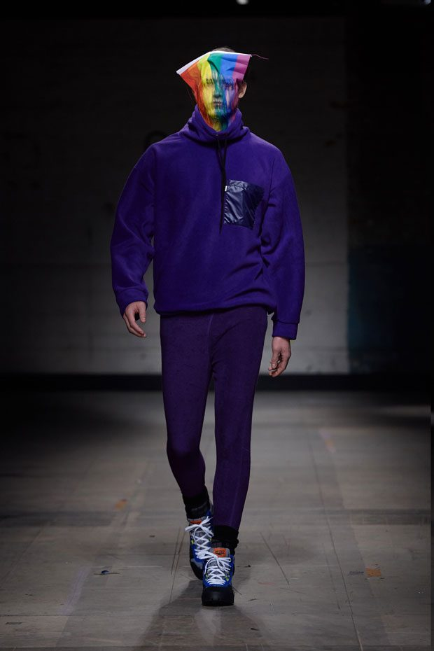#LCM Christopher Shannon Autumn/Winter 2017 Menswear