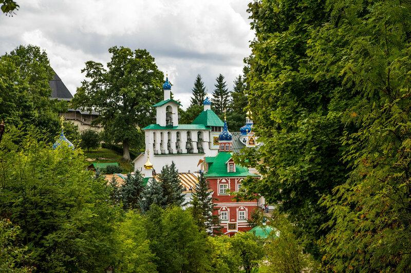 город печоры псковская область фото